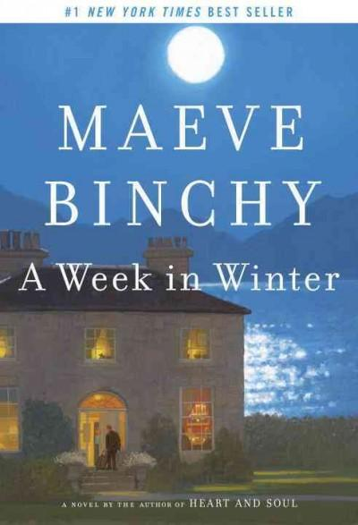 A Week in Winter (Hardcover)