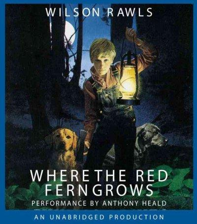 Where The Red Fern Grows (CD-Audio)