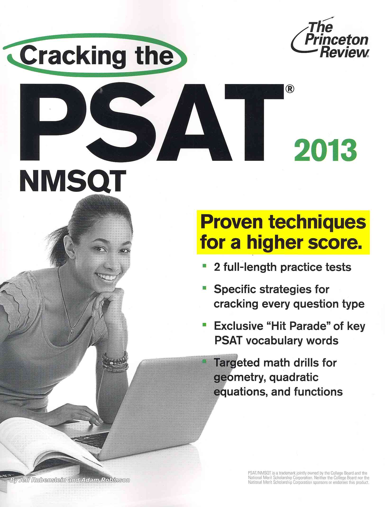 Cracking the PSAT NMSQT 2013 (Paperback)