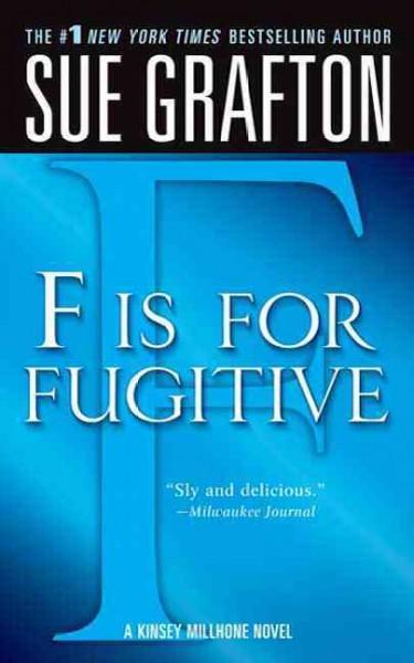 F Is for Fugitive (Paperback)