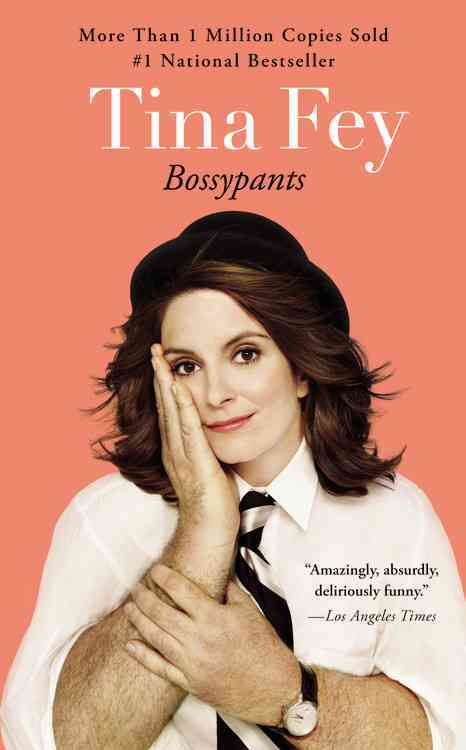 Bossypants (Paperback)