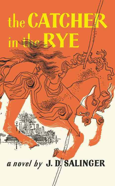 Catcher in the Rye (Paperback)