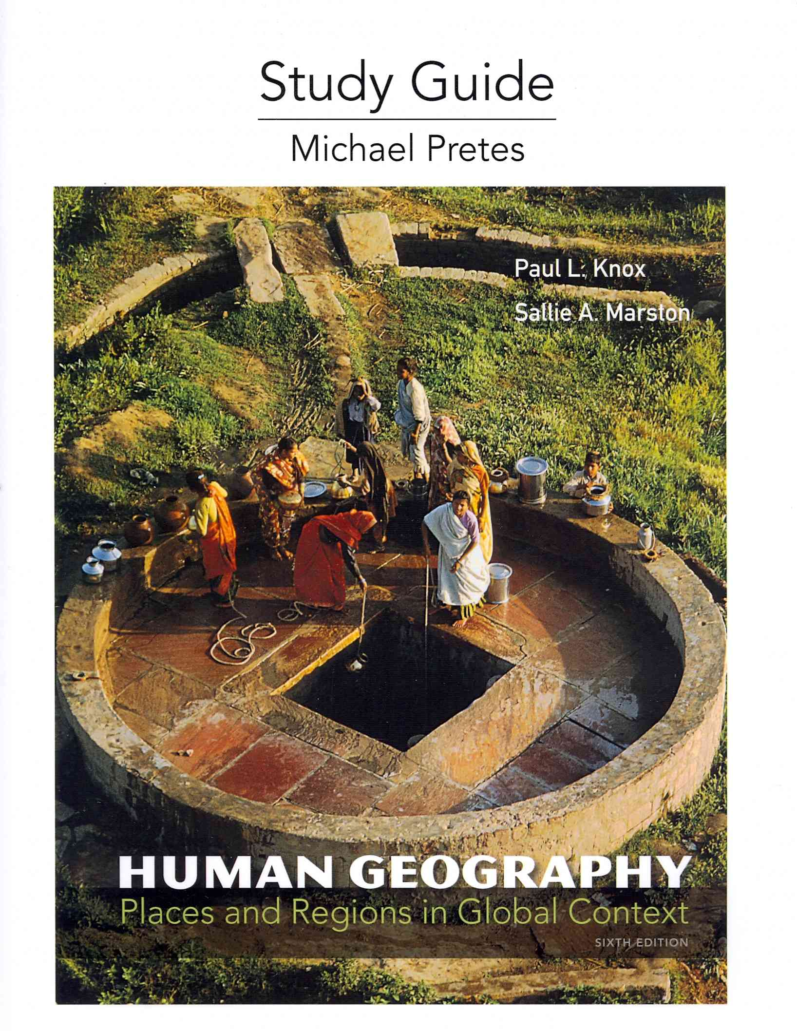 Human Geography: Places and Regions in Global Context (Paperback)