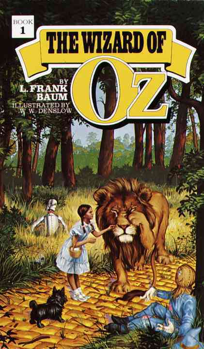 Wizard of Oz (Paperback)