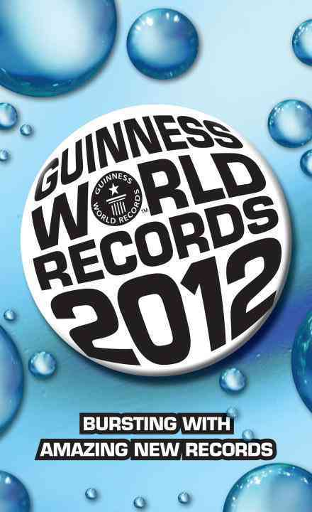 Guinness World Records 2012 (Paperback)