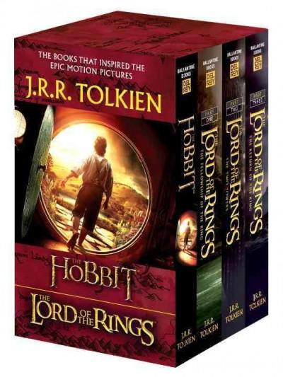 The Hobbit / The Lord of the Rings: The Hobbit / The Fellowship of the Ring / The Two Towers / The Return of the ... (Paperback)