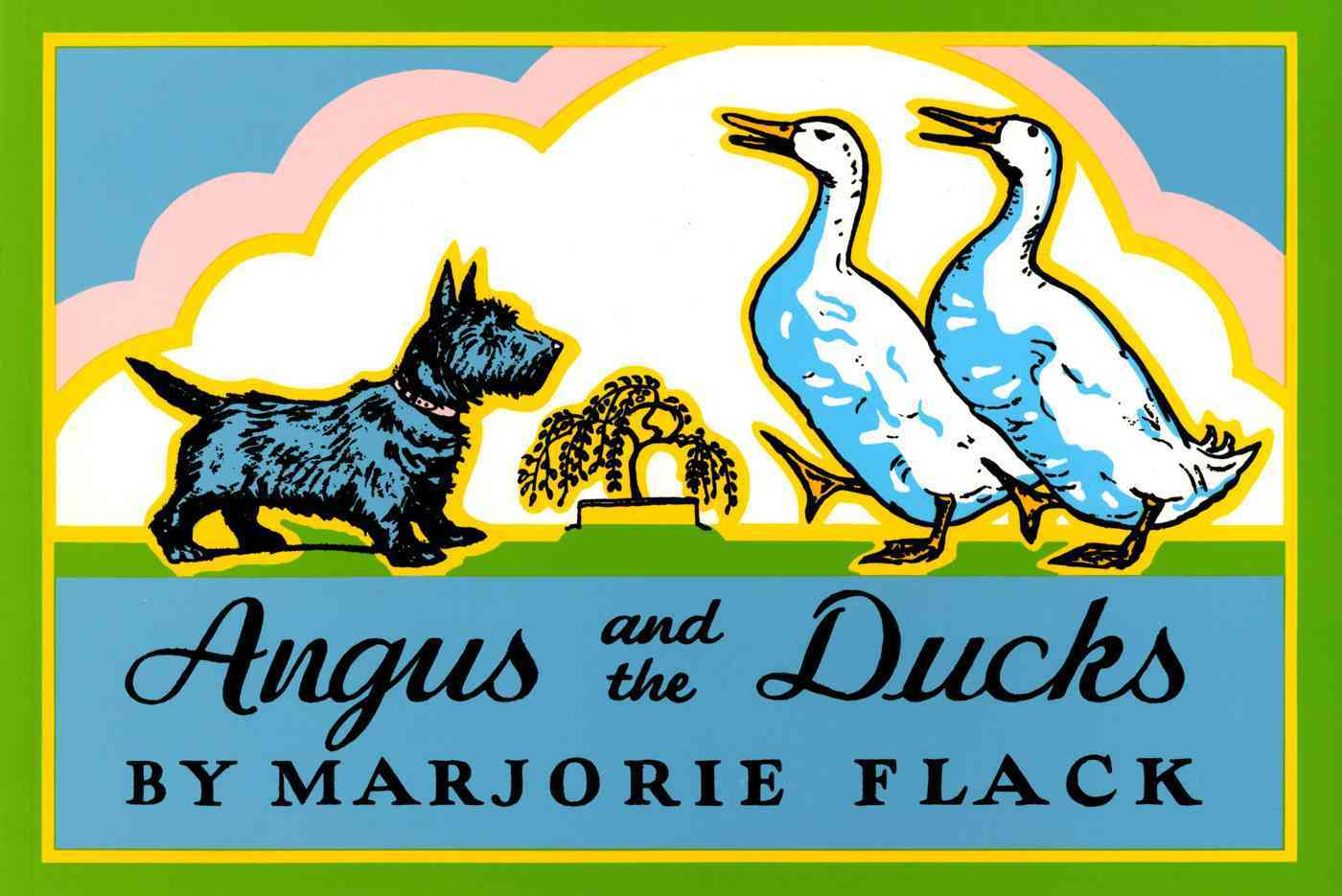 Angus and the Ducks (Paperback)