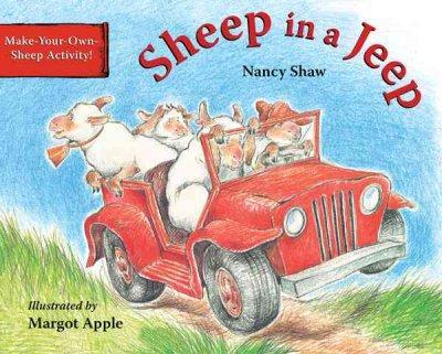 Sheep in a Jeep (Board book)