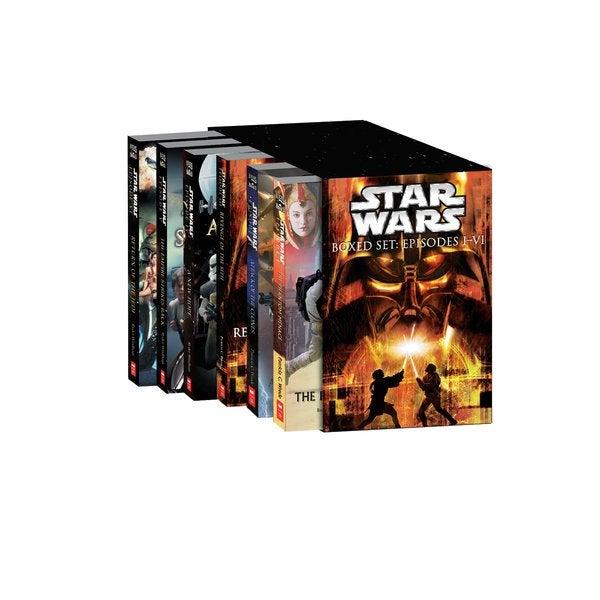Star Wars: Episodes I-vi (Paperback)