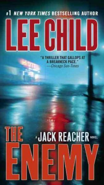 The Enemy: A Reacher Novel (Paperback)