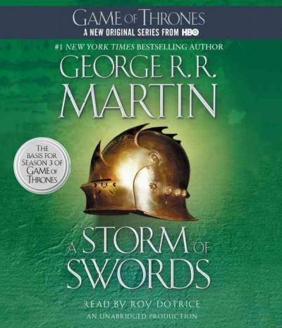 A Storm of Swords (CD-Audio)