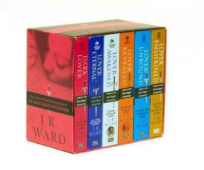 The Black Dagger Brotherhood Boxed Set: Dark Lover / Lover Eternal / Lover Awakened / Lover Revealed / Lover Unbo... (Paperback)