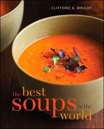 The Best Soups in the World (Paperback)