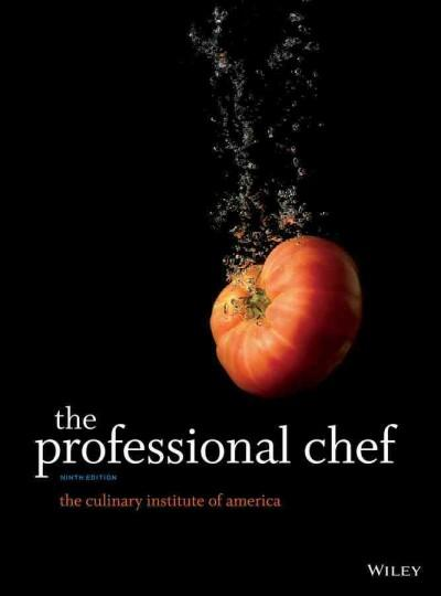 The Professional Chef (Hardcover)