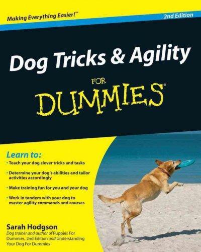 Dog Tricks & Agility for Dummies (Paperback)