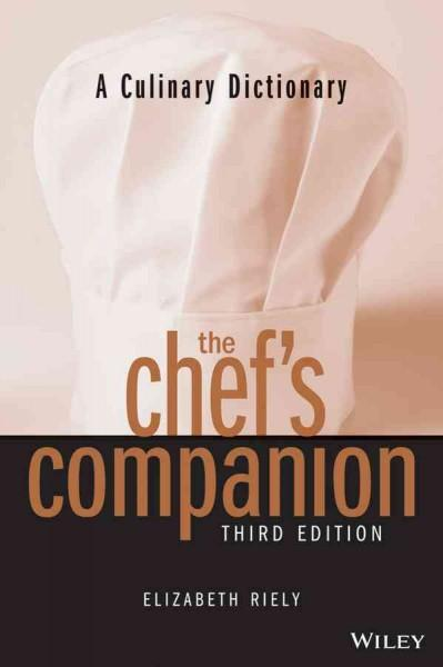 The Chef's Companion: A Culinary Dictionary (Paperback)