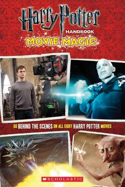Harry Potter Movie Magic Handbook (Paperback)