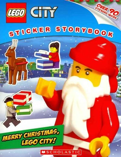 Merry Christmas, Lego City! (Paperback)