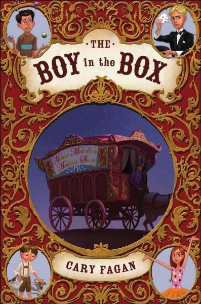 The Boy in the Box (Hardcover)