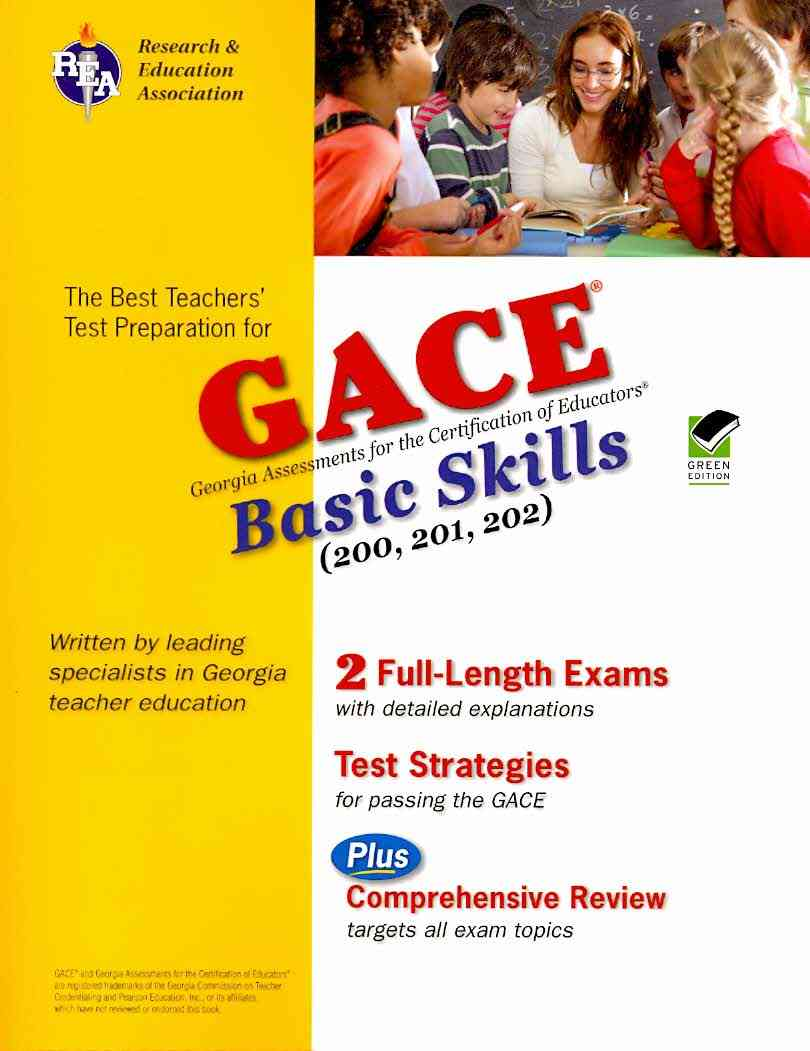 Gace Basic Skills: (200,201,202) (Paperback)