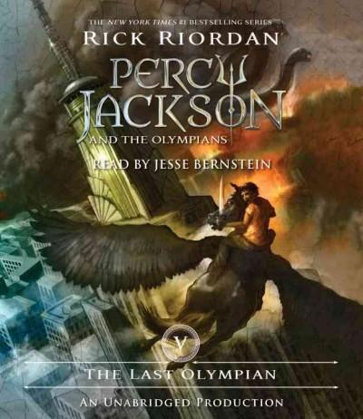 The Last Olympian (CD-Audio)