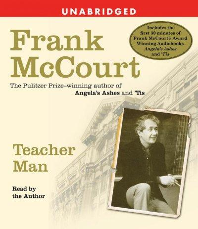 Teacher Man (CD-Audio)