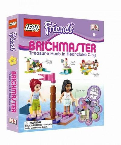 Lego Friends: Brickmaster Treasure Hunt in Heartlake City