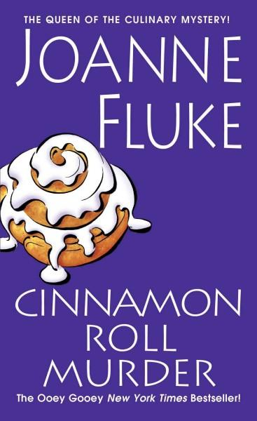 Cinnamon Roll Murder (Paperback)