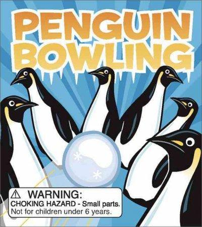 Penguin Bowling (Hardcover)