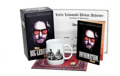 The Big Lebowski Kit: The Dude Abides (Hardcover)