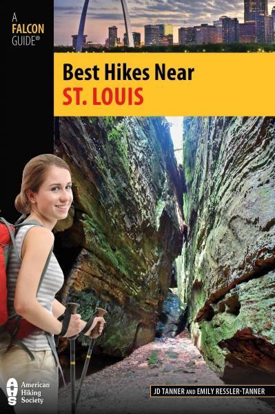 Best Hikes Near St. Louis (Paperback)