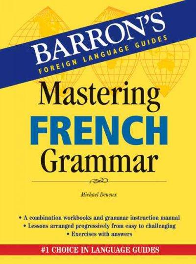 Mastering French Grammar (Paperback)