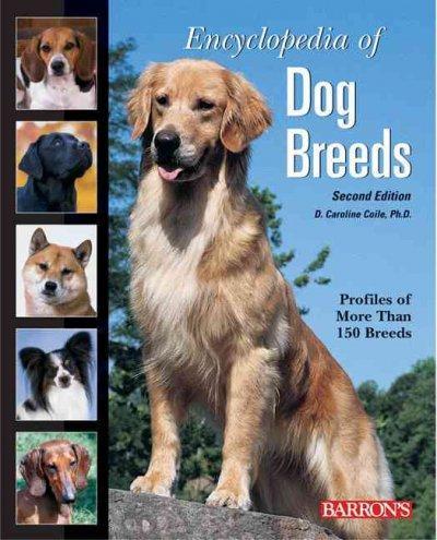 Encyclopedia Of Dog Breeds (Hardcover)
