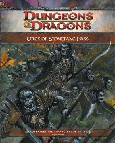 Orcs of Stonefang Pass: An Adventure for Characters of 5th Level