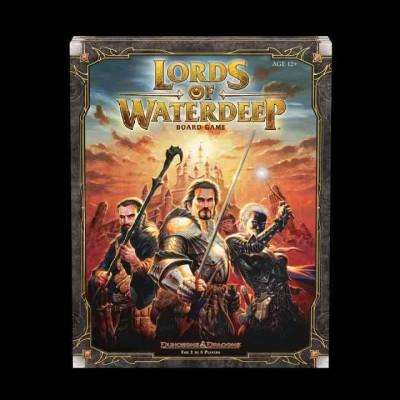 Lords of Waterdeep (Game)
