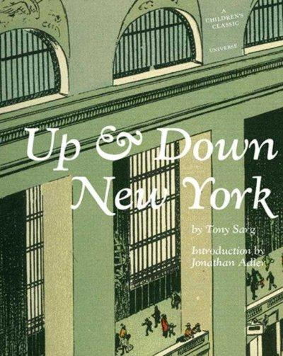 Up & Down New York (Hardcover)