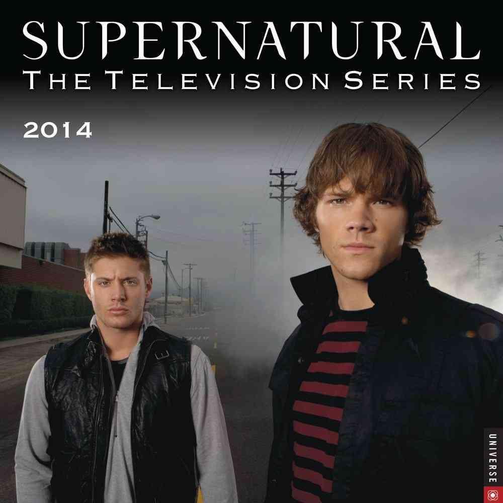 Supernatural 2014 Calendar: The Television Series (Calendar)