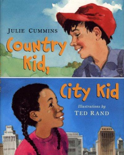 Country Kid, City Kid (Hardcover)