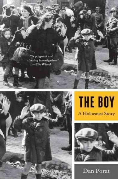 The Boy: A Holocaust Story (Paperback)