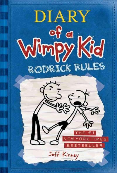 Rodrick Rules (Hardcover)
