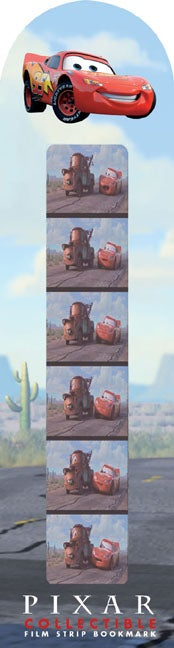Cars Collectible Film Strip