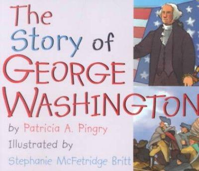 Story of George Washington (Board book)