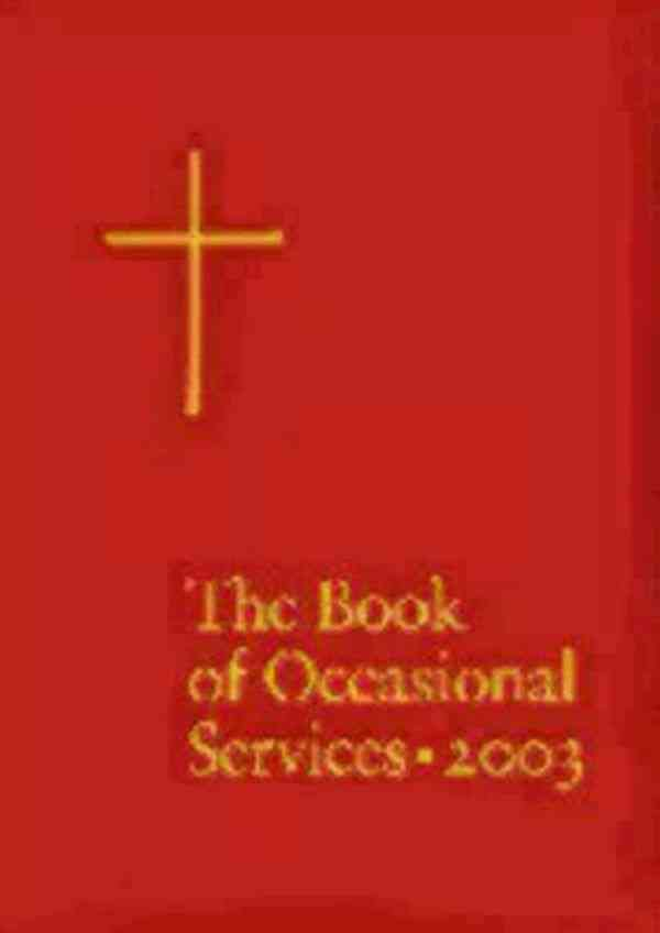 The Book of Occasional Services 2003 (Hardcover)