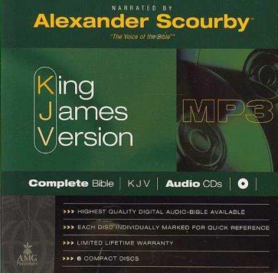 Complete Bible: King James Version (CD-Audio)