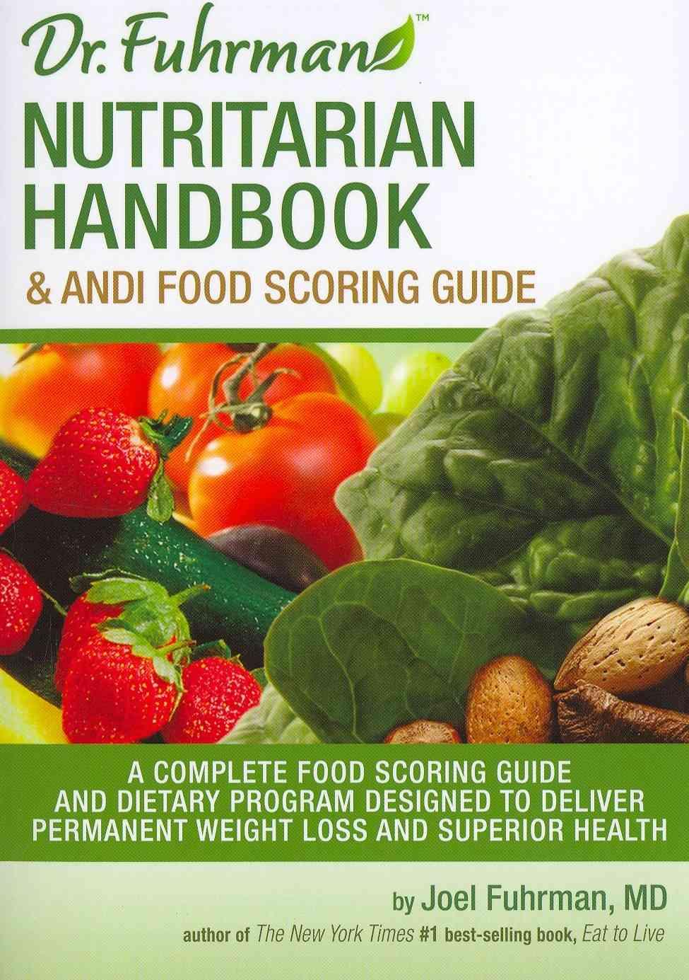 Nutritarian Handbook and Andi Food Scoring Guide (Paperback)