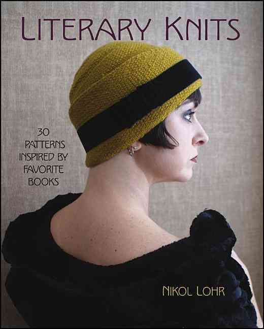 Literary Knits: 30 Patterns Inspired by Favorite Books (Paperback)