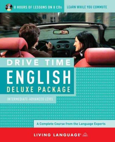 Drive Time English: Intermediate-Advanced Level (CD-Audio)