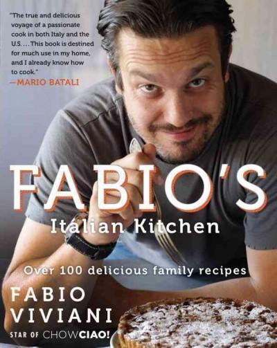 Fabio's Italian Kitchen (Paperback)