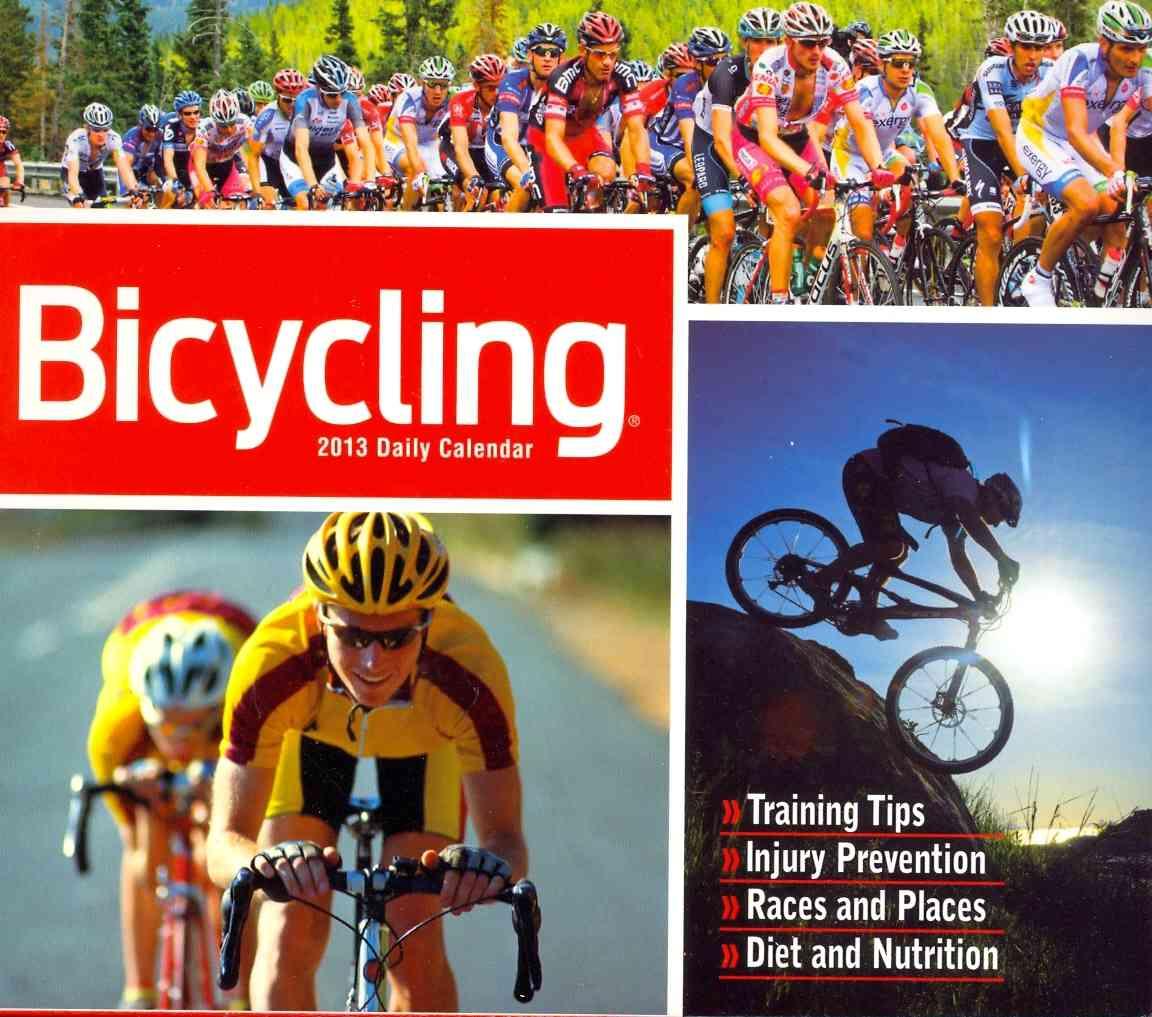 Bicycling 2013 Calendar
