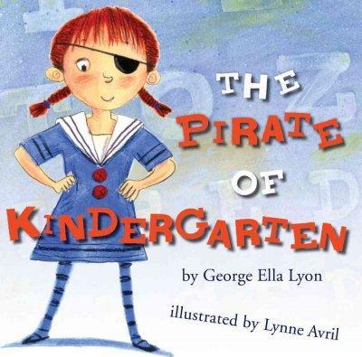 The Pirate of Kindergarten (Hardcover)